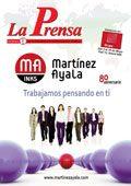 La Prensa Nº 53 . Mayo 2012