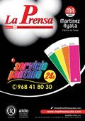 La Prensa Nº 80 . Noviembre 2014