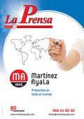 La Prensa Nº 56 . Septiembre 2012