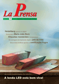 La Prensa Nº 13. Primeiro Trimestre 2014