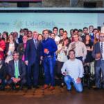 Entrega de los premios LíderPack 2015