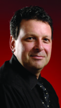 Ron Gilboa, Director del servicio de asesoramiento sobre producción e impresión industrial de InfoTrends.