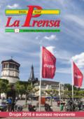 La Prensa Nº 8 . Julho 2016
