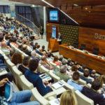 La sede de Bankia de las Torres Kio de Madrid acogió la jornada sobre Impresión 3D y Nuevos Modelos de Negocio, organizada por la entidad bancaria y neobis