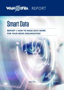 WAN-IFRA publica el primero en una serie de informes sobre datos inteligentes