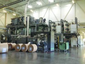 GWS provee a CTP Printers de una Uniset 75