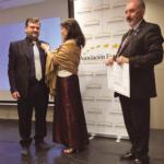 """Digital Hires recibe la """"Medalla Europea al Mérito en el Trabajo"""" de AEDEEC"""