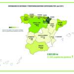 Más de 2 millones de hectáreas certificadas en España