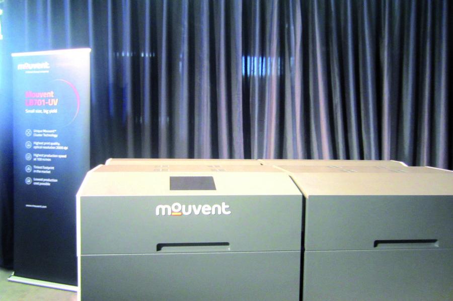 Mouvent, una nueva empresa dedicada a la impresión digital