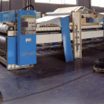 Linha de produção modular de Cartão Canelado da Champion