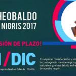 Se amplía el plazo del concurso Theobaldo de Nigris