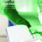 Nova pesquisa internacional da Two Sides sobre papel e impressão