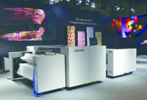 Mouvent presenta su innovadora impresora textil digital