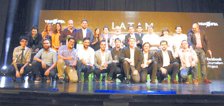 Foram entregues os prêmios LATAM  Digital Media 2017