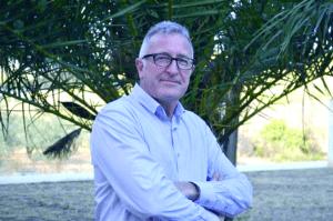 Francisco Pérez, director de Palmart