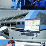 Éxito de la impresora textil industrial Mimaki Tiger-1800B