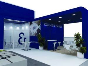 Koenig & Bauer en ExpoPrint Latin America 2018
