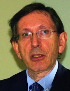 Aurelio Mendiguchía Director técnico del ITG Tajamar.