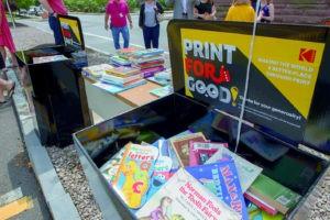 Kodak amplía el programa de alfabetización mundial en 2018