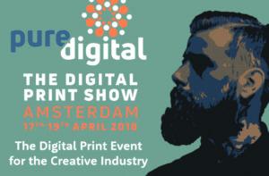 Antalis participou em Pure Digital, um evento de impressão digital destinado à indústria criativa