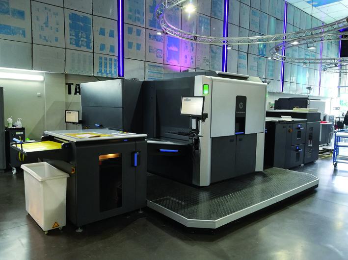 Copysell apuesta por la prensa digital HP Indigo 10000 adaptada a la HP Indigo 12000