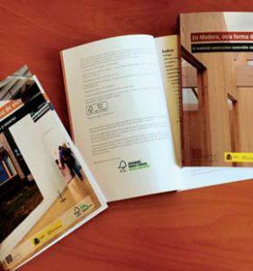 El papel y el cartón se hacen sostenibles gracias a FSC®