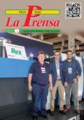 """""""La Prensa Nº 19 . Maio 2018"""" está bloqueado La Prensa Nº 20 . Julho 2018"""