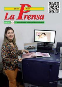 Revista La Prensa. Brasil