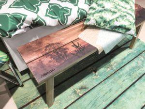 Cinco formas de mejorar el interiorismo con la impresión digital