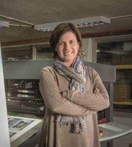 Marcela Lahosa, nueva presidenta de Asimpres