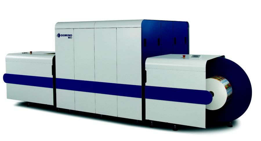 Nova tecnologia de impressão digital para etiquetas