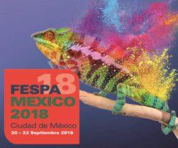 FESPA México 2018
