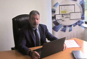 Tony García, director de Negocios para España y América Latina de Sistrade Software Consulting S.A.