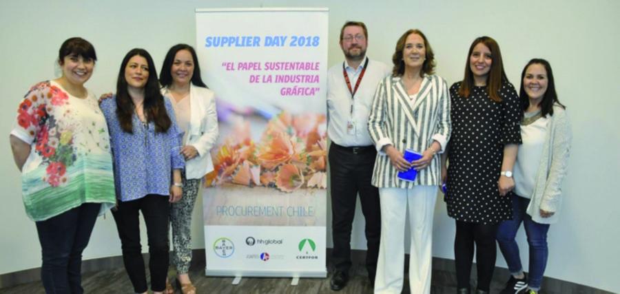 Asimpres expone sobre impresión sustentable