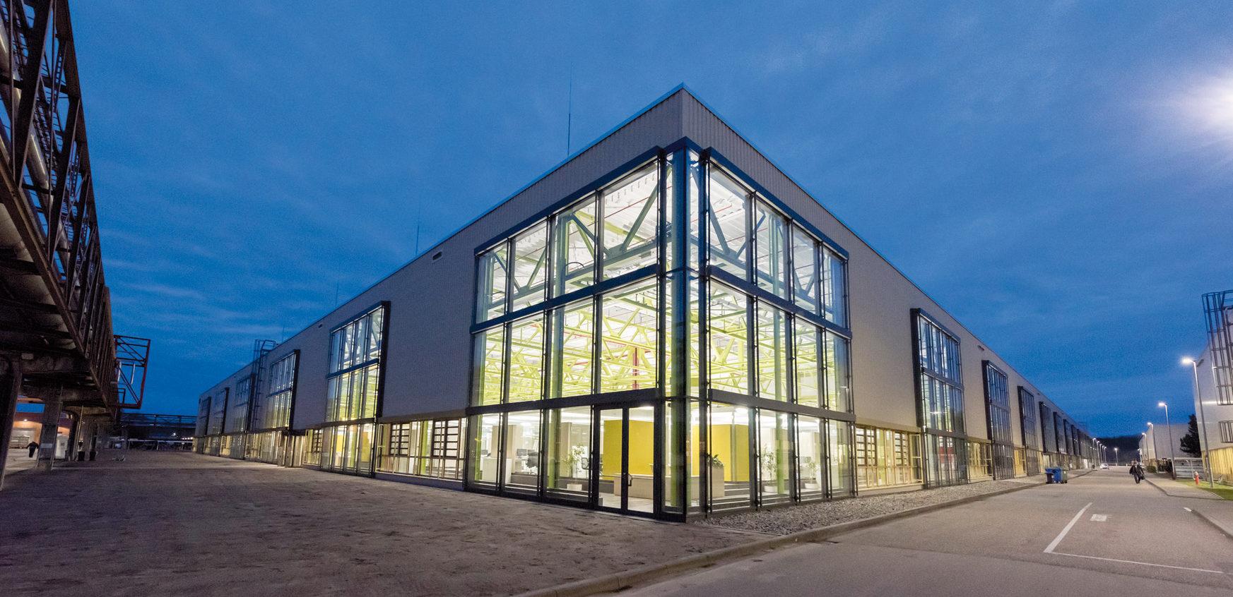 Heidelberg abre seu novo centro de inovação