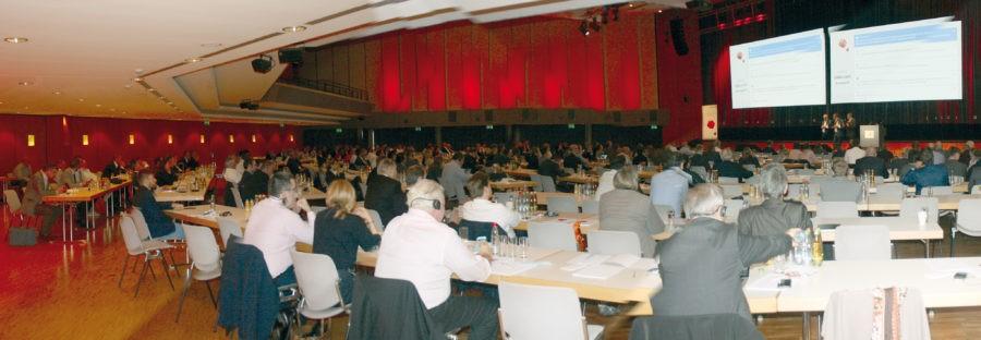Inovação como foco do congresso Comparting