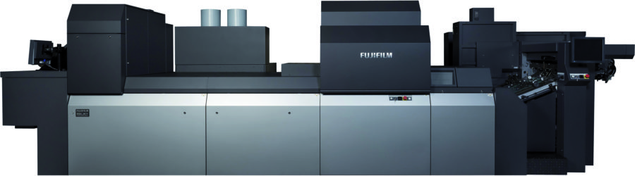 Fujifilm: Jet Press 750S