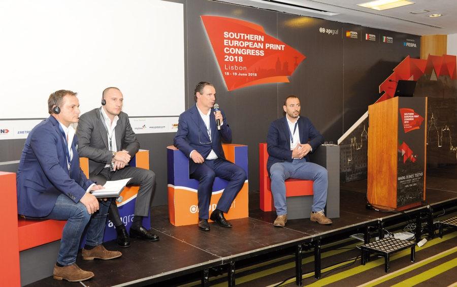 Quinta edición del Congreso FESPA Europa del Sur