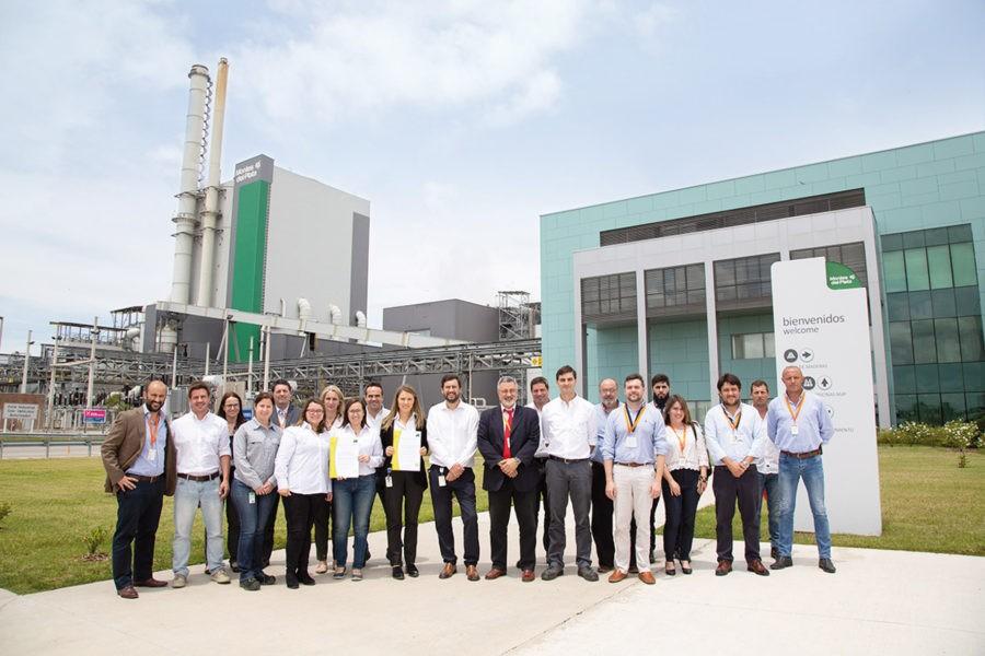 Montes del Plata recibió la certificación de Operador Económico Calificado