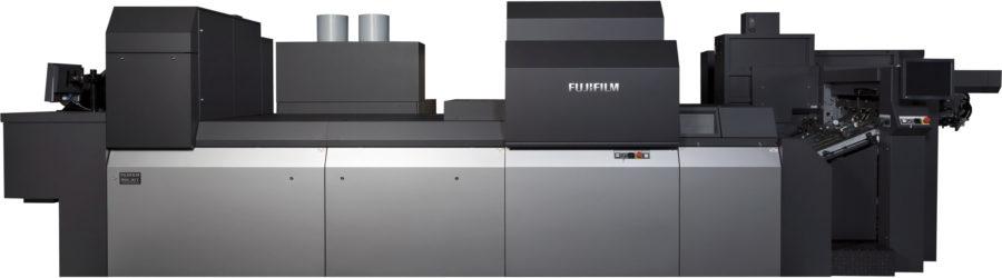 Fujifilm mostrará en directo en abril la nueva Jet Press 750S