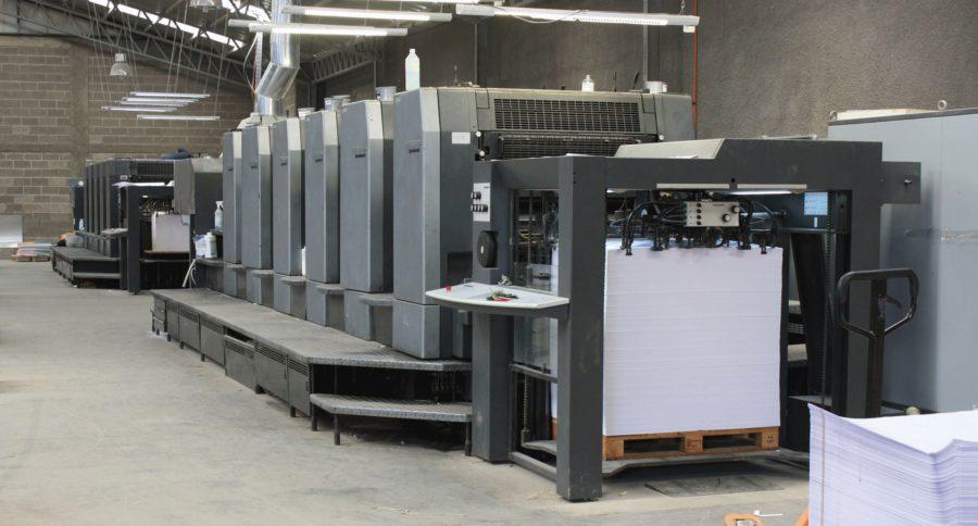Maquinaria Partners Impresores