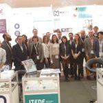 El Cluster Functional Print participa en LOPEC 2019