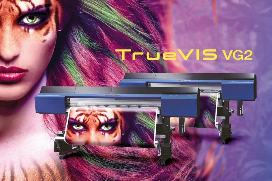 Roland DG TrueVis VG2