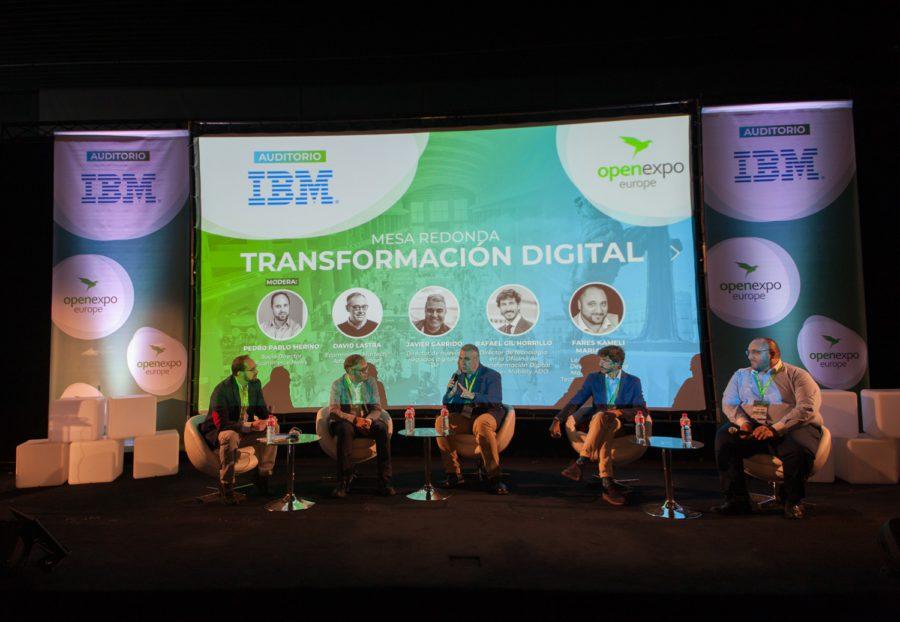 Tecnologías Abiertas en OpenExpo Europe 2019