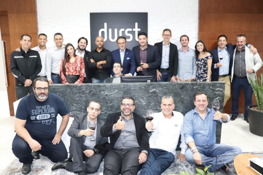 nova sede do Durst Brasil