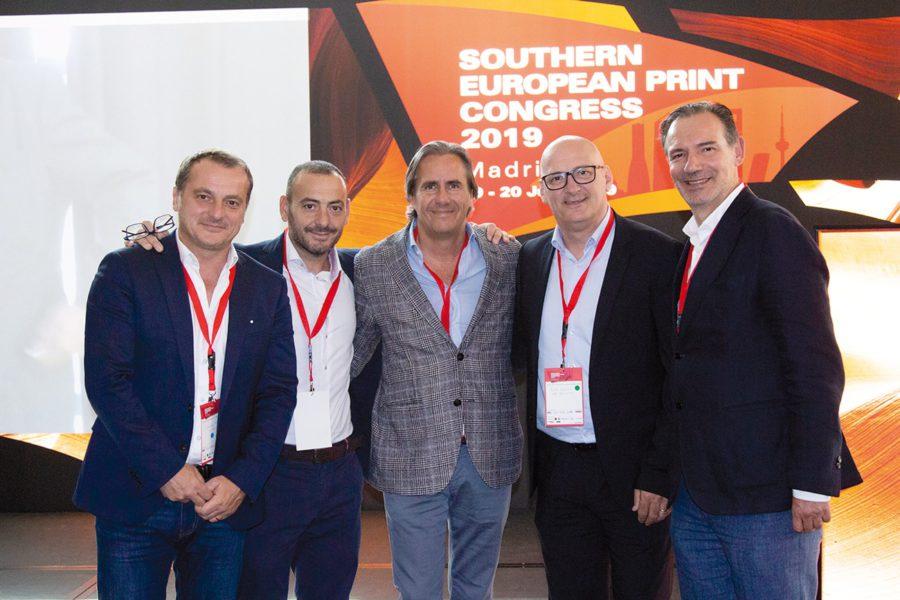 Representantes FESPA