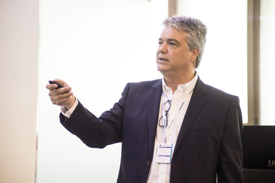 Josep López, product manager de Gallus en España.