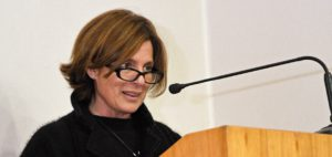 Marcela Lahosa, presidenta de Asimpres