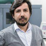 César Morales, gerente general de Quintero Impresores