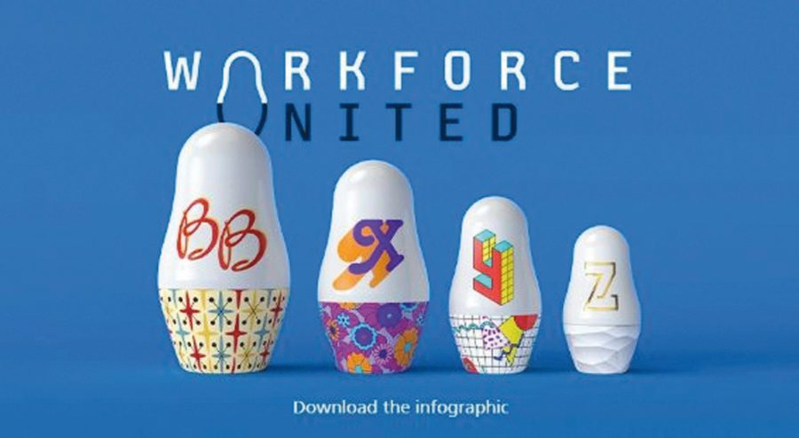 Las diferencias generacionales en el lugar de trabajo, un mito
